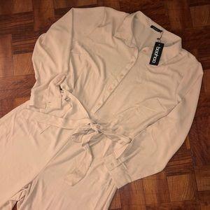 Pants - Utility jumpsuit